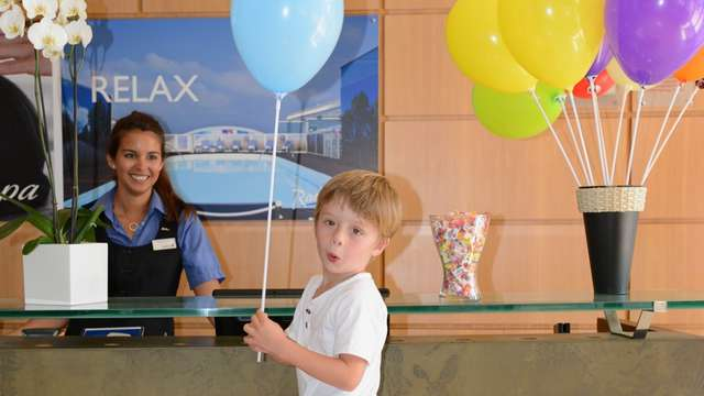 Radisson Blu Hotel Biarritz - ballon picasa
