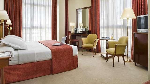 Escapada en una Suite en una ubicación encantadora, en el centro de Ferrol