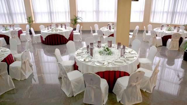 Escapada con Cena en el centro de Ferrol