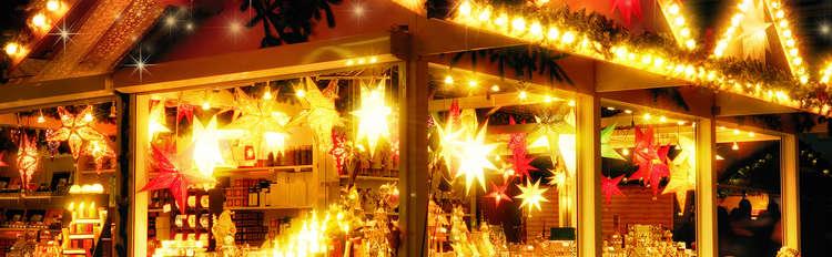 Séjours à prix malins pour découvrir les marchés de Noël !