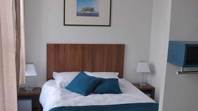 Appart hotel Odalys Le Jardins des Lettres