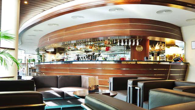 Westotel Nantes Atlantique - WE Detente avec diner a Nantes