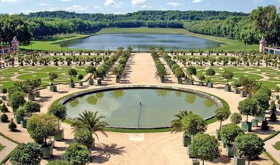 Gardens, parc