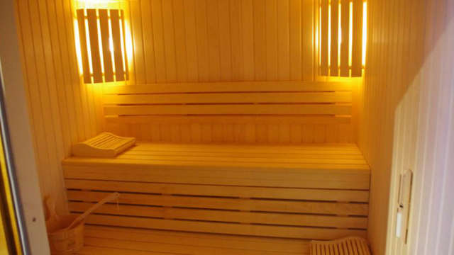 Hostellerie du Centrotel et Spa - sauna centrotel