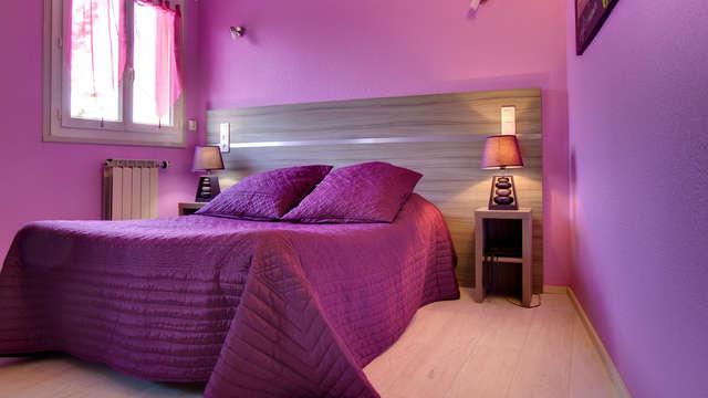 Hostellerie du Centrotel et Spa - Chambre confort Centrotel