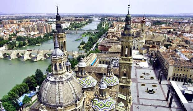 Escapada con cena en Zaragoza