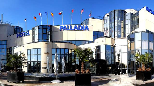 Hotel Palladia - facade picasa
