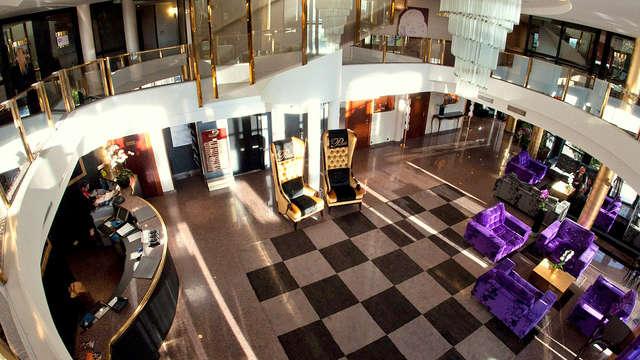 Hotel Palladia - hall- picasa