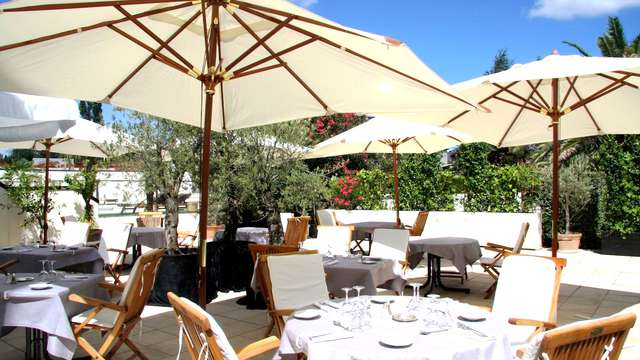 Hotel Palladia - terrasse picasa