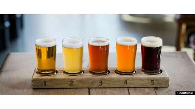 1 Dégustation de bière
