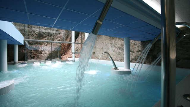 Descuento para el circuito termal en el Balneario de la Hermida