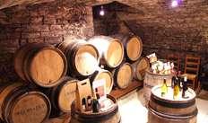 Visite de la cave d'Obernai