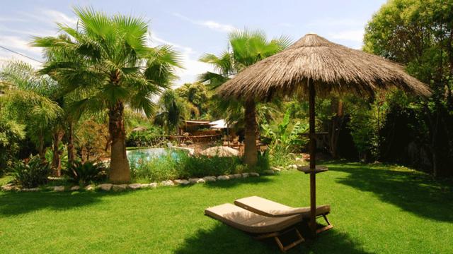 Cannes Villa St Barth - vue hotel png