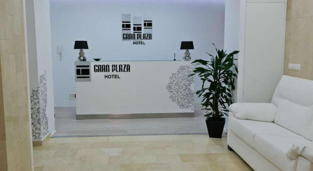 Hotel Gran Plaza - GranPlazaWed12.jpg