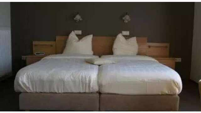 2 nuits en chambre double confort pour 2 adultes