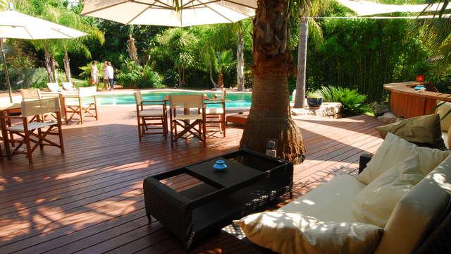 Cannes Villa St Barth - DSC