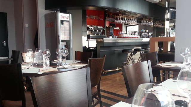Dîner 3 plats à la brasserie Le Bistrot