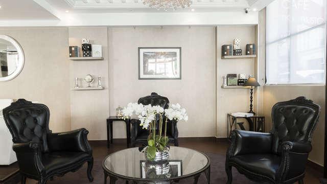 Hotel Elysees Bassano - recep