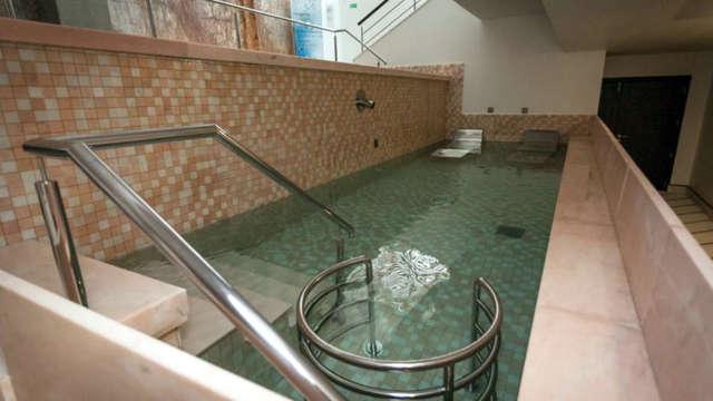 acceso al spa para 2 adultos
