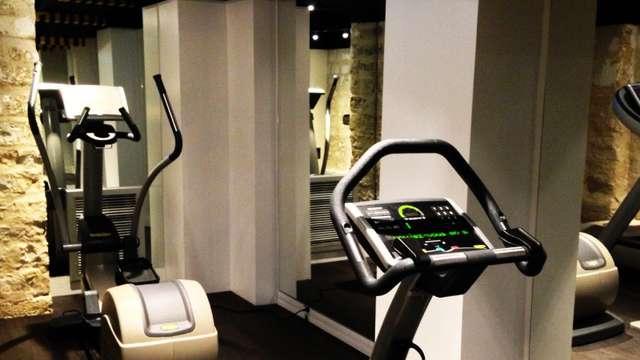 toegang tot de fitnesszaal voor 2 volwassenen (dag 1 en dag 2)