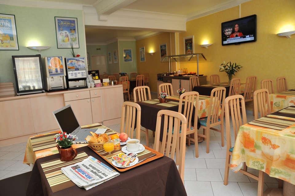 Hôtel Menton Riviera - Menton_riviera_restaurant.JPG