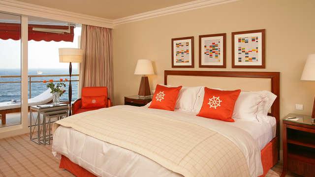 Fairmont Monte Carlo - Fairmont chambre double