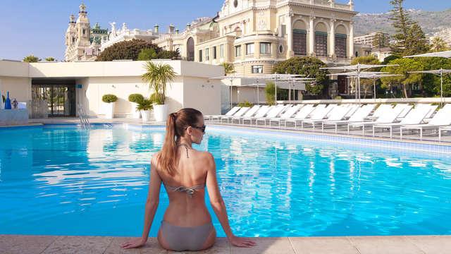 Fairmont Monte Carlo - fairmont piscine