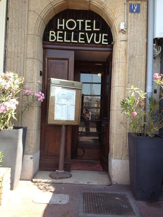 Hôtel Bellevue - hotel_marseille_front.JPG
