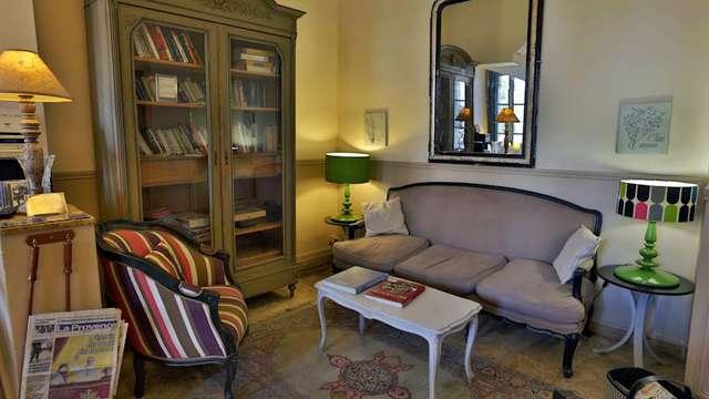 Hotel Maison Saint Louis Vieux Port - hotel saint louis chambre reception