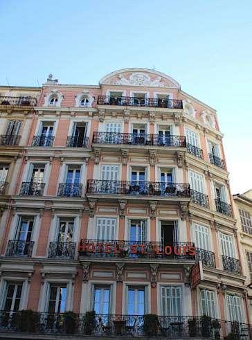 Hôtel Maison Saint Louis Vieux Port - hotel_saint_louis_facade.jpg