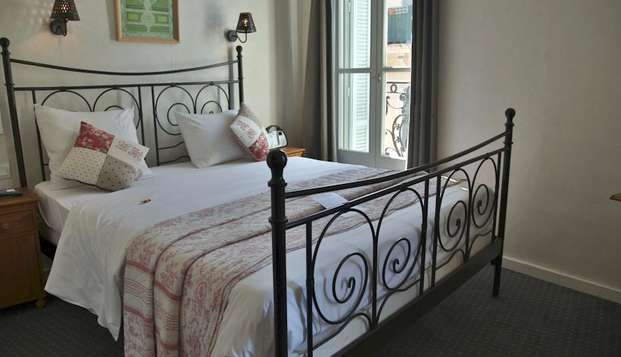 Hotel Maison Saint Louis Vieux Port - hotel saint louis chambre superieure