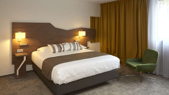 Quality Hotel Belfort Centre - Quality Hotel Belfort chambre