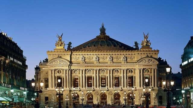 Visite du Palais Garnier pour 2 adultes