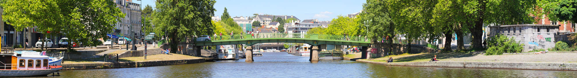 Week-end et séjour Nantes