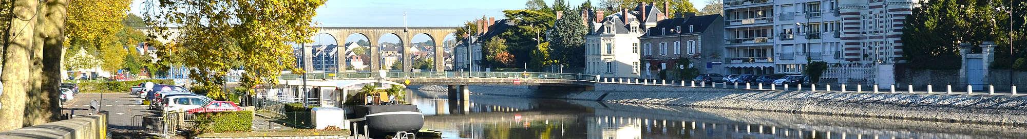 Week-end et séjour dans la Mayenne
