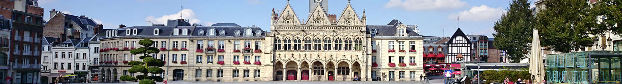 Week-end et séjour Soissons