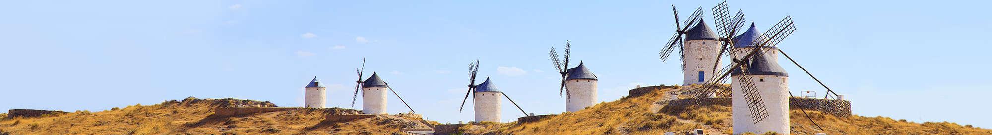 Escapadas fin de semana Ruta del Quijote