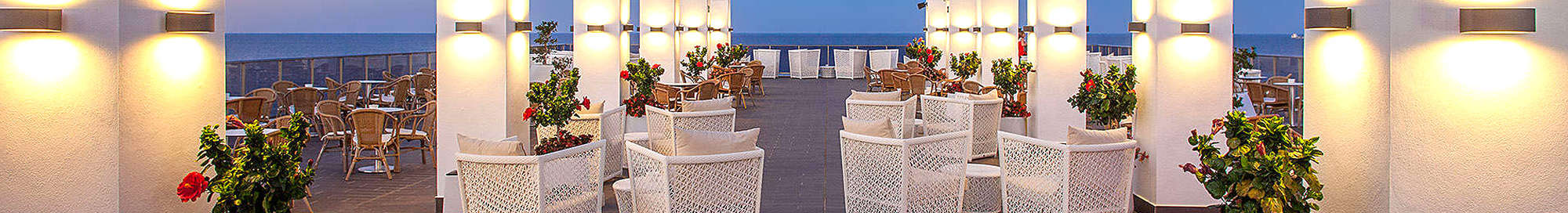 Weekendje weg met de beste terrassen