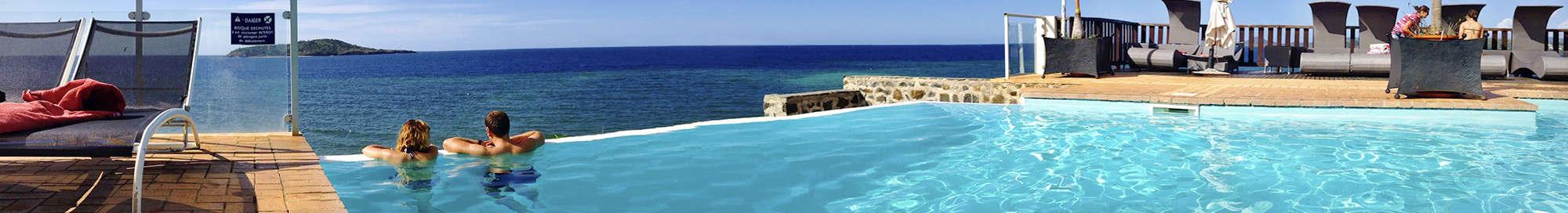 Week-end et séjour avec des piscines de rêve