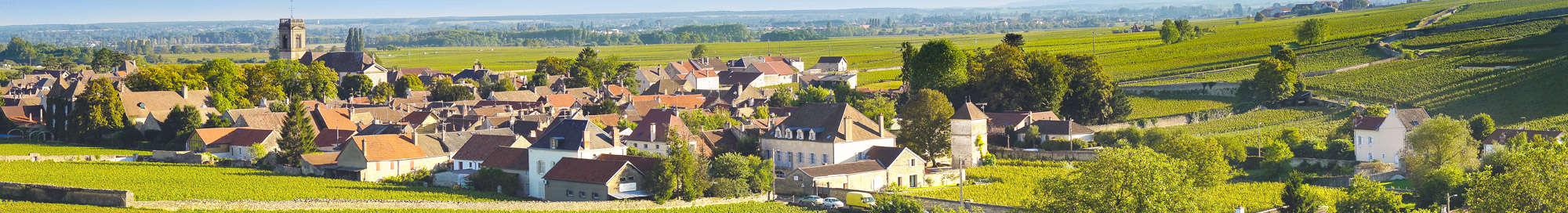Week-end et séjour en Bourgogne