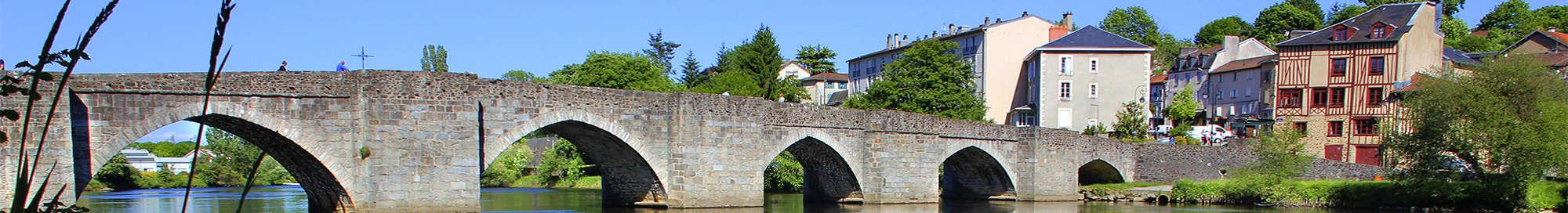 Week-end et séjour en Limousin