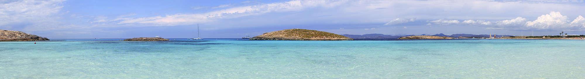 Week-end et séjour dans les Iles Baléares