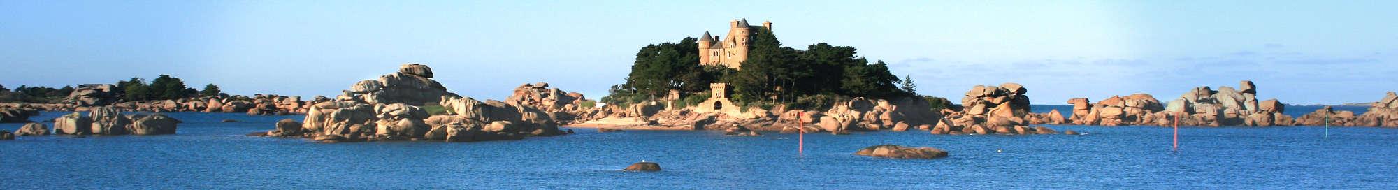 Week-end et séjour en Bretagne