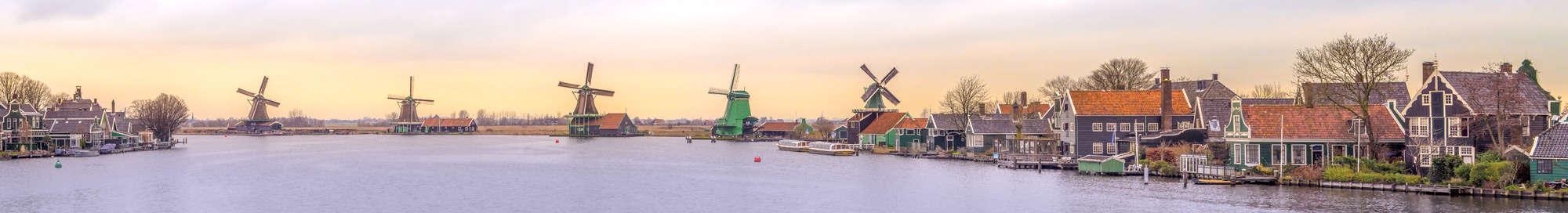 Escapadas fin de semana en Holanda Septentrional