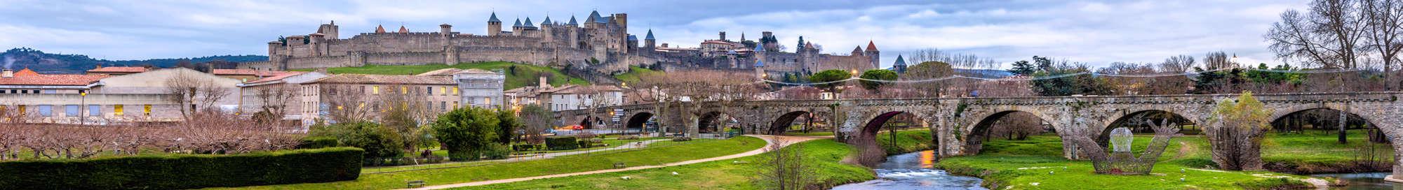 Week-end et séjour en Languedoc-Roussillon