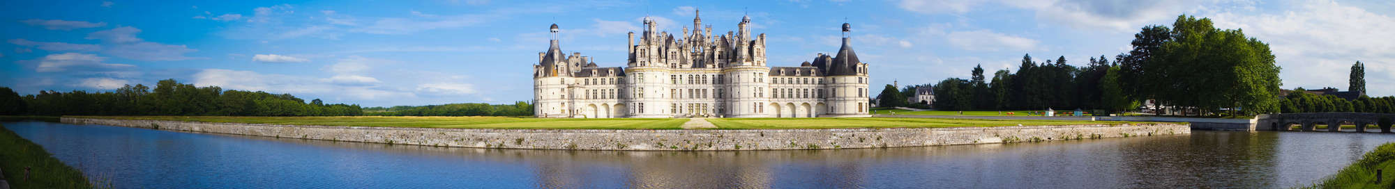 Week-end et séjour dans les  Châteaux de la Loire