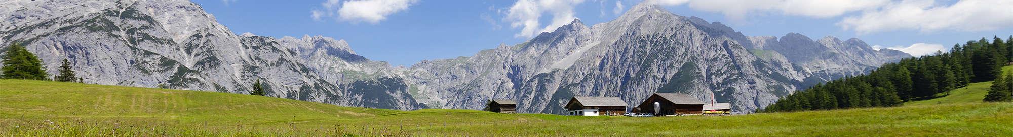 Week-end et séjour dans les Alpes
