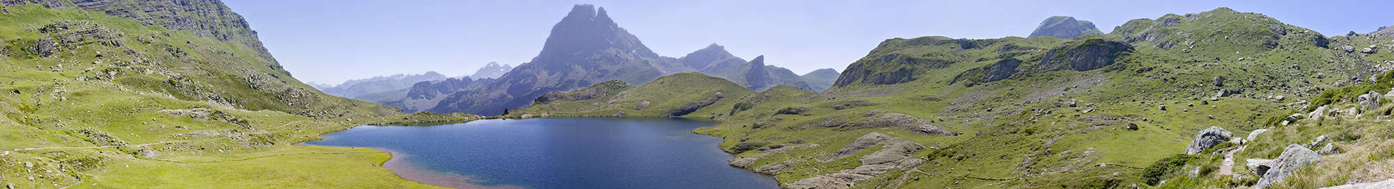 Week-end et séjour dans les Pyrénées