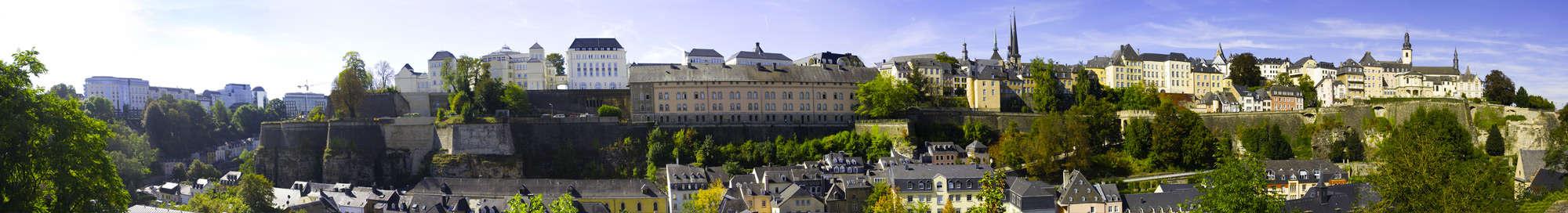 Escapadas fin de semana en Luxemburgo