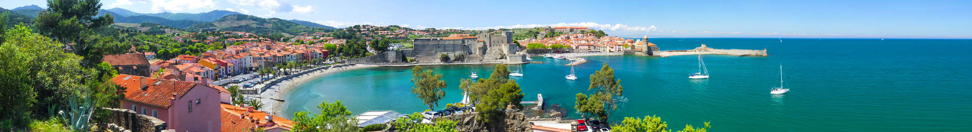 Week-end Sud de la France à Collioure